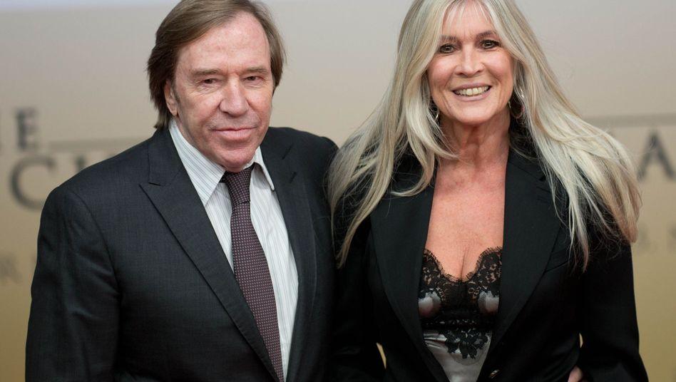 Günter und Elvira Netzer (2014)