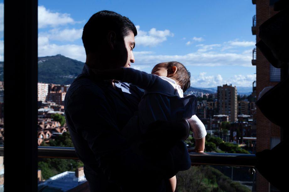 Carlos mit Antonia