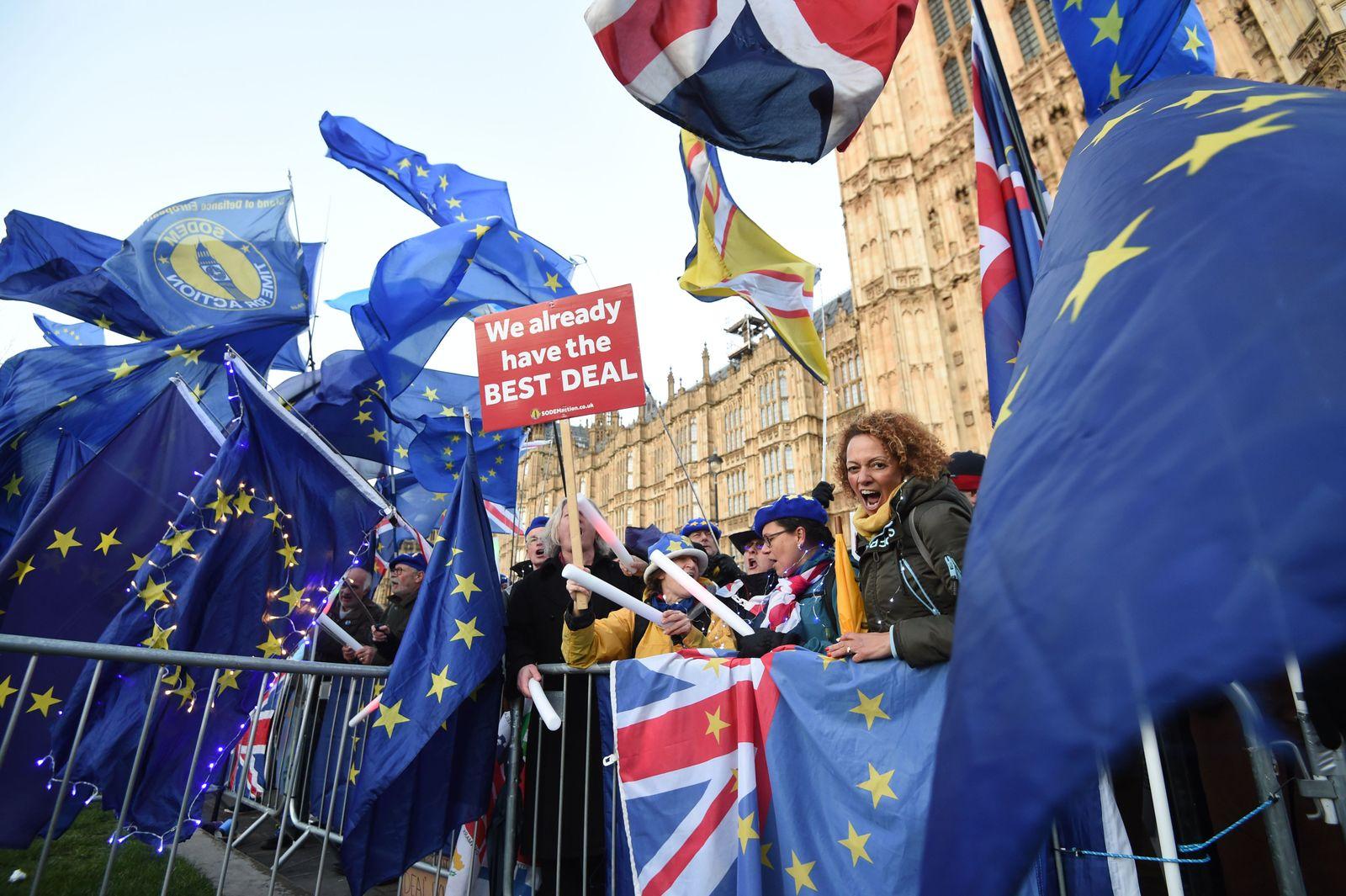 Anti-Brexit-Proteste
