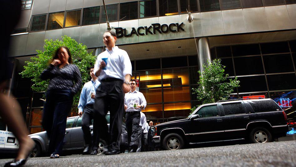 Blackrock-Zentrale in New York: Unscheinbarer Koloss