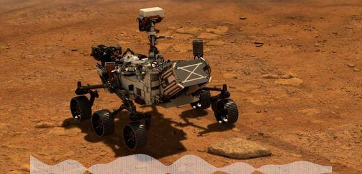 Nasa-Rover »Perseverance«: So klingen die Sounds vom Mars