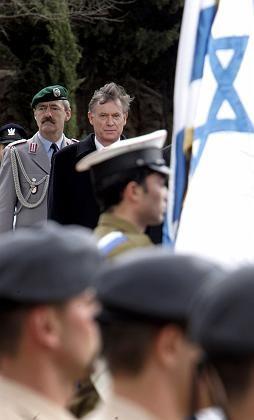 Köhler zu Staatsbesuch in Israel: Würdigung der besonderen Beziehungen