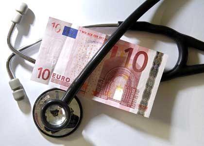 Zehn Euro Praxisgebühr: Konkrete Zahlen erst Ende des Monats