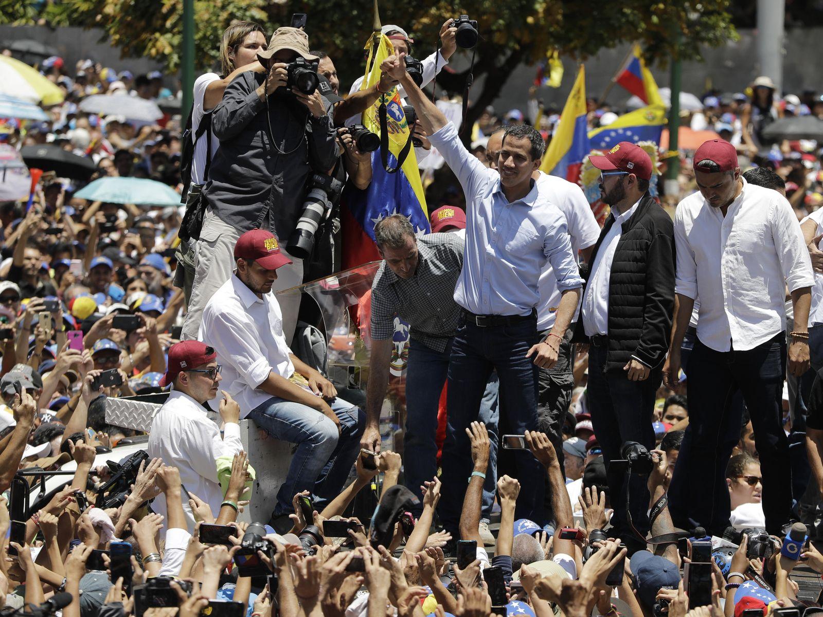 Venezuela Guiado
