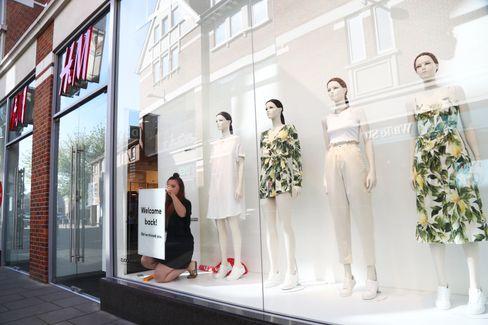 H&M hat mit Umsatzeinbußen zu kämpfen