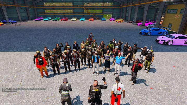 """Der Rollenspielserver """"RealLife RPG"""" ist seit Jahren das Zuhause einer Community, die einem fiktiven Alltag nachgeht."""