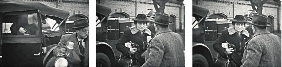 """Filmbilder von der Deportation Hildesheimer Juden 1942, Sterns Eltern: """"Das Anschauen wäre eine Belastung für mich"""""""