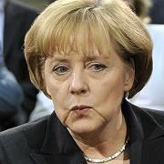 Kanzlerin Angela Merkel: Bildung als Fußnote