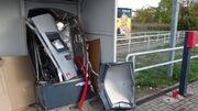 Explodierter Fahrkartenautomat - Haftbefehle gegen Tatverdächtige erlassen