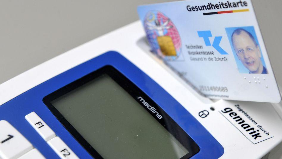 Elektronische Gesundheitskarte: Wo war noch einmal der Mehrwert?