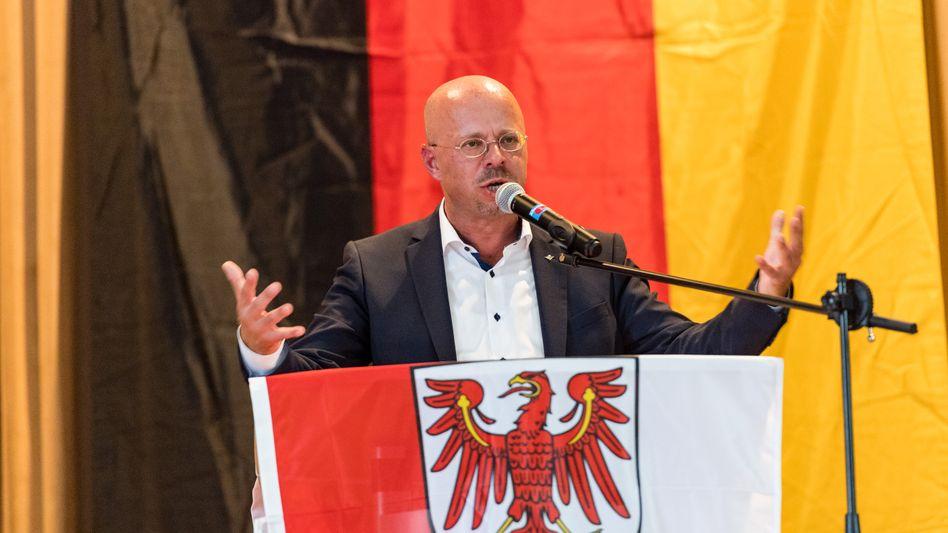 AfD-Spitzenkandidat Kalbitz: Keine Silbe von echter Distanzierung