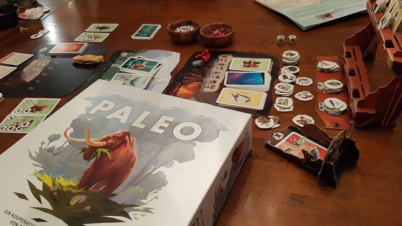 Das Spiel Paleo