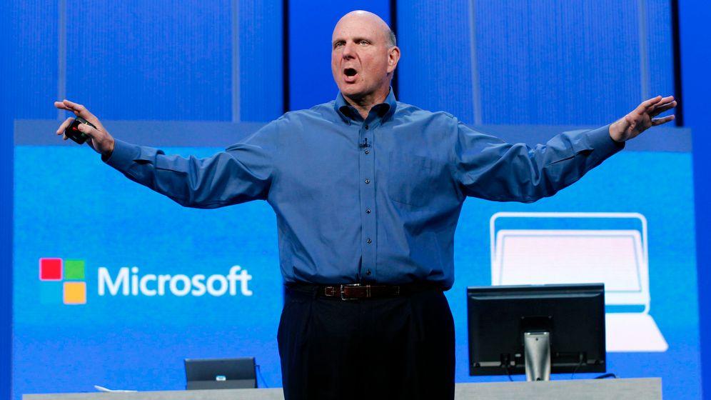 Fotostrecke: Neustart für den Windows-Konzern