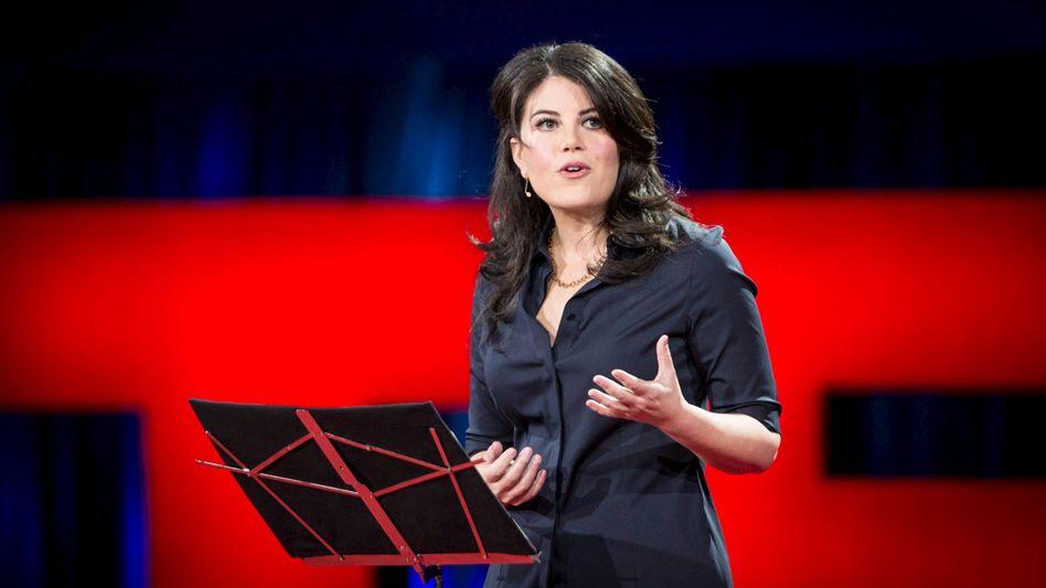 Von Skandalobjekt zur Aktivistin: Monica Lewinsky