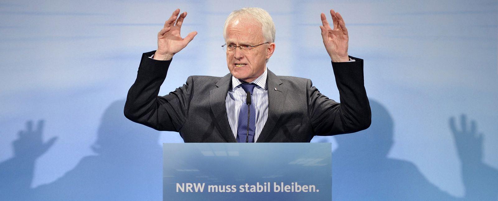 NICHT VERWENDEN Jürgen Rüttgers