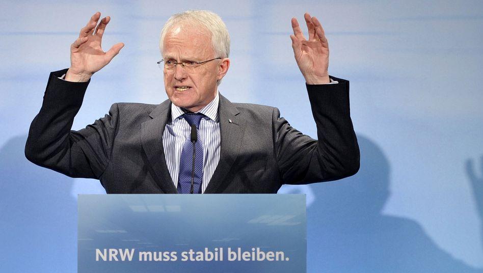 Ministerpräsident Rüttgers: Wahlkampf übers Web 2.0
