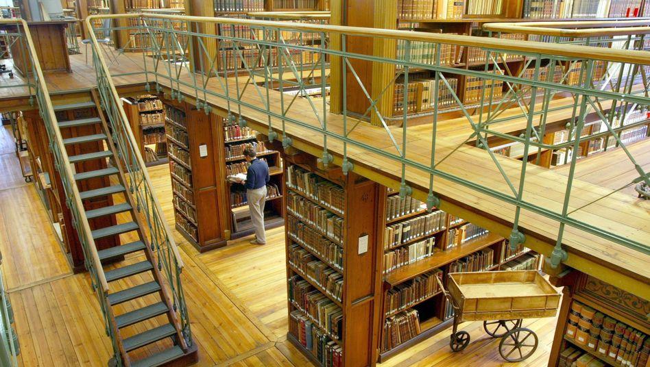 """Forschungsbibliothek Uni Göttingen: """"Wir brauchen neue Rahmenbedingungen"""""""