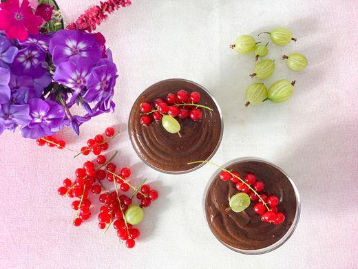 Verena Lugerts Mousse au Chocolat: Besondere Nervennahrung für schwierige Zeiten