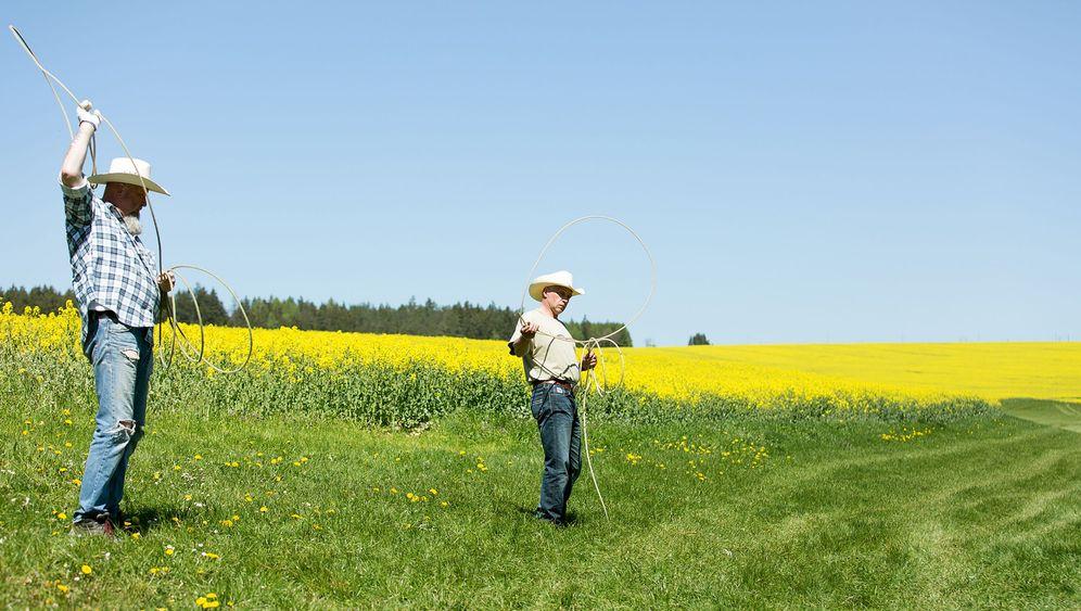 """Leben als Viehhirte: """"Ich bin ein Cowboy by choice"""""""