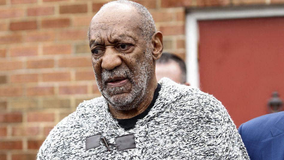 TV-Star Bill Cosby: Keine Anklage in zwei Fällen