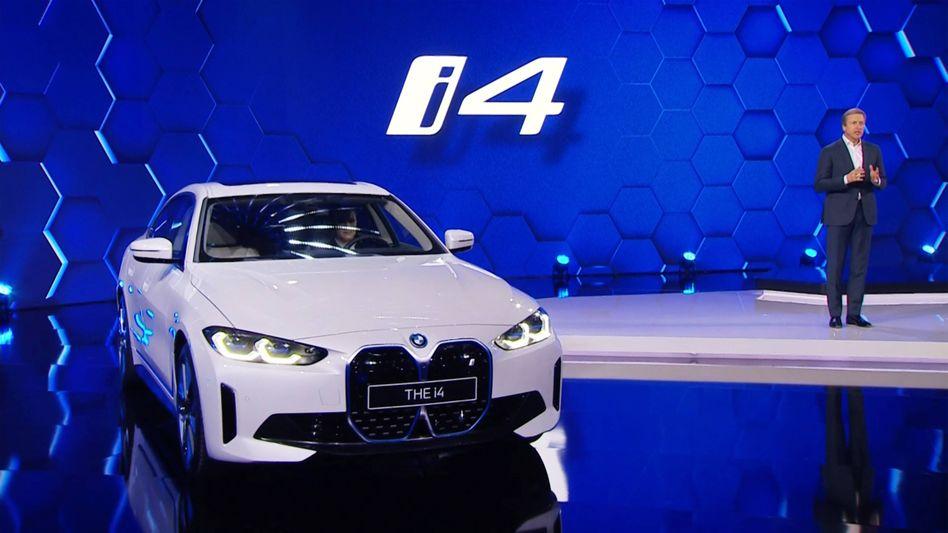 BMW-Elektroauto i4, Vorstandsboss Zipse: »Relevant für den Klimaschutz ist ausschließlich das tatsächlich emittierte CO2«