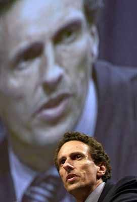 Will weiterhin Schröders Denker bleiben: Julian Nida-Rümelin