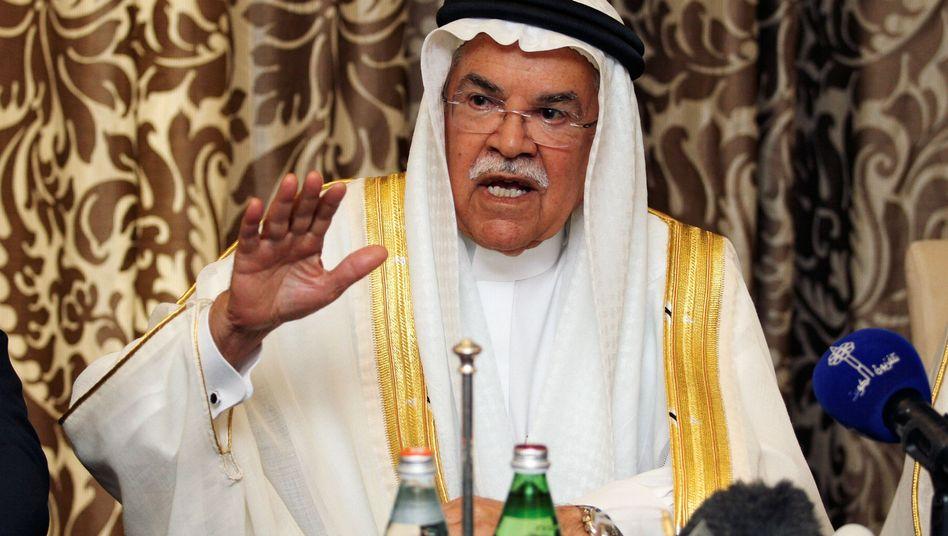 Ölminister Ali an-Naimi