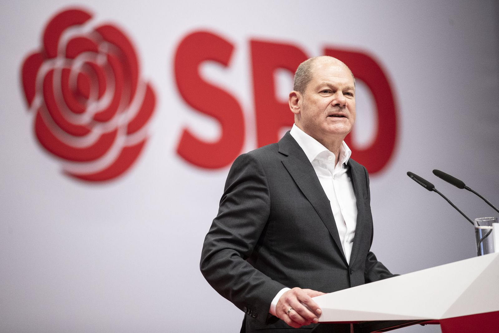 Social Democrats (SPD) Hold Party Congress