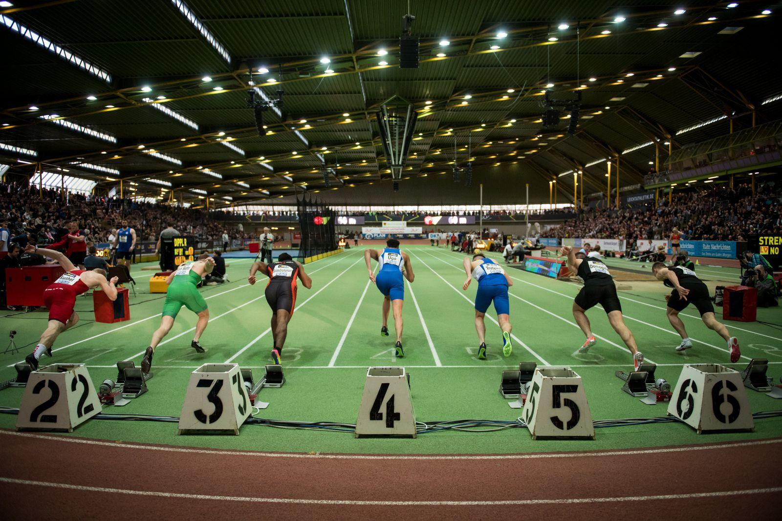 Leichtathletik - Deutsche Hallenmeisterschaft