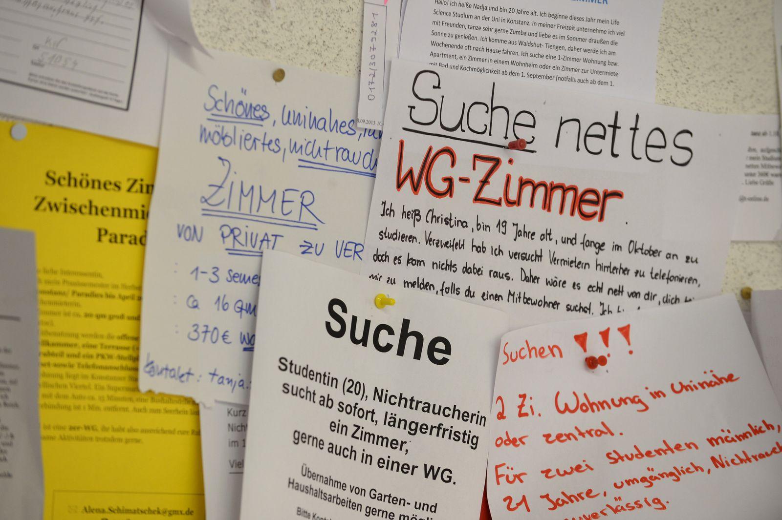 WG Casting/ Studenten suchen Wohnung