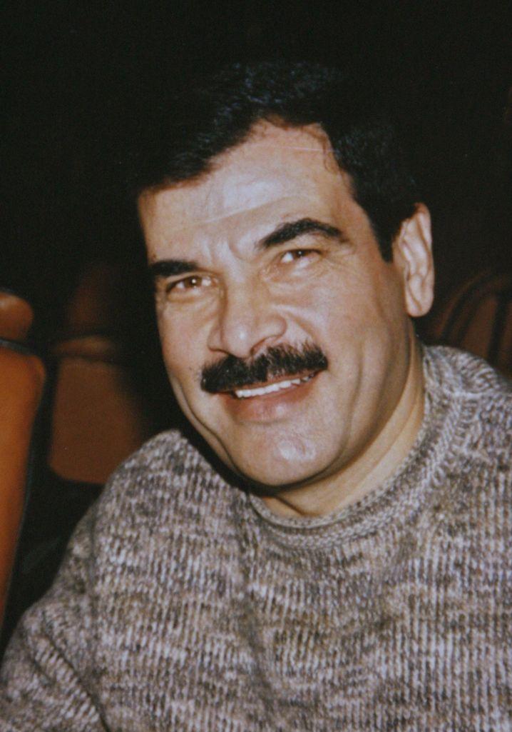Assif al-Schaukat: Pharmazeut und führender Armeemann