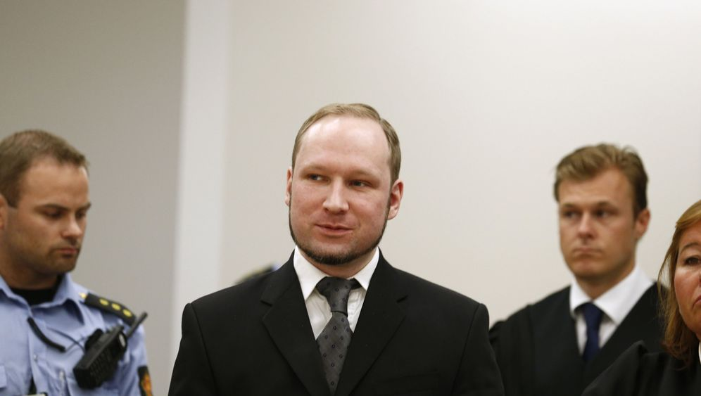 Photo Gallery: Verdict Reached in Breivik Trial