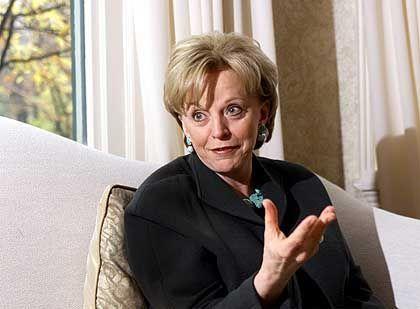 Professoren an den Pranger: Lynne Cheney, Galionsfigur der Konservativen