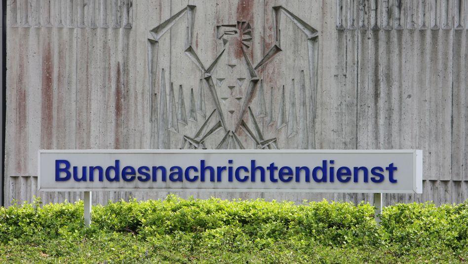 """Zentrale des Bundesnachrichtendienstes in Pullach bei München: """"Prekäre"""" Lage"""