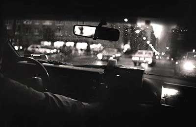 Peter Lindbergh drückte in New York eine Sekunde nach Mitternacht auf den Auslöser
