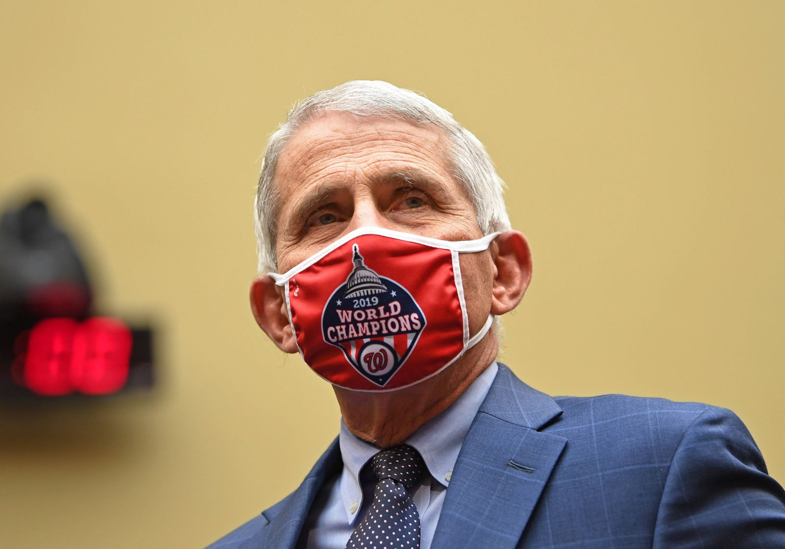 News Bilder des Tages Dr. Anthony Fauci, director of the National Institute for Allergy and Infectious Diseases, arrives
