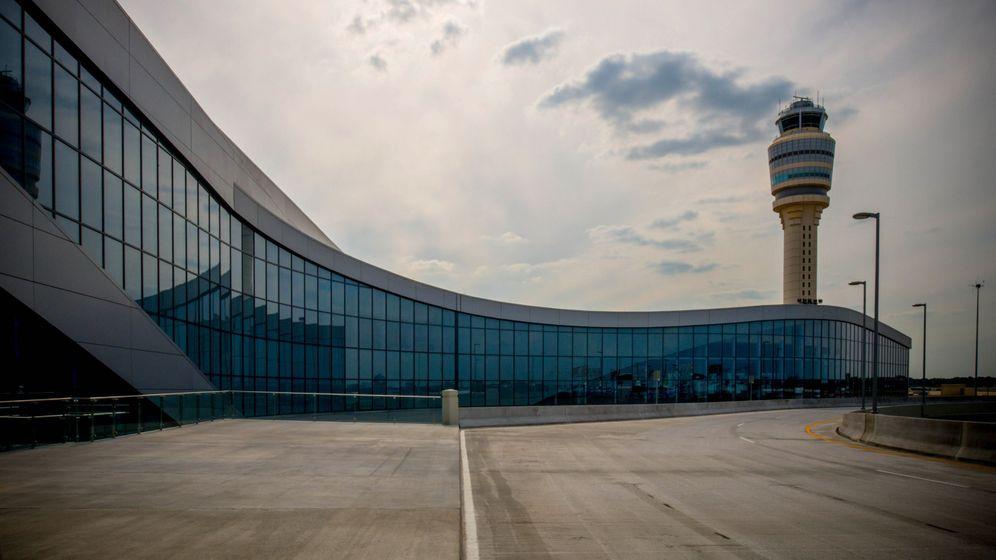 Zwischenlandung: International Terminal in Atlanta