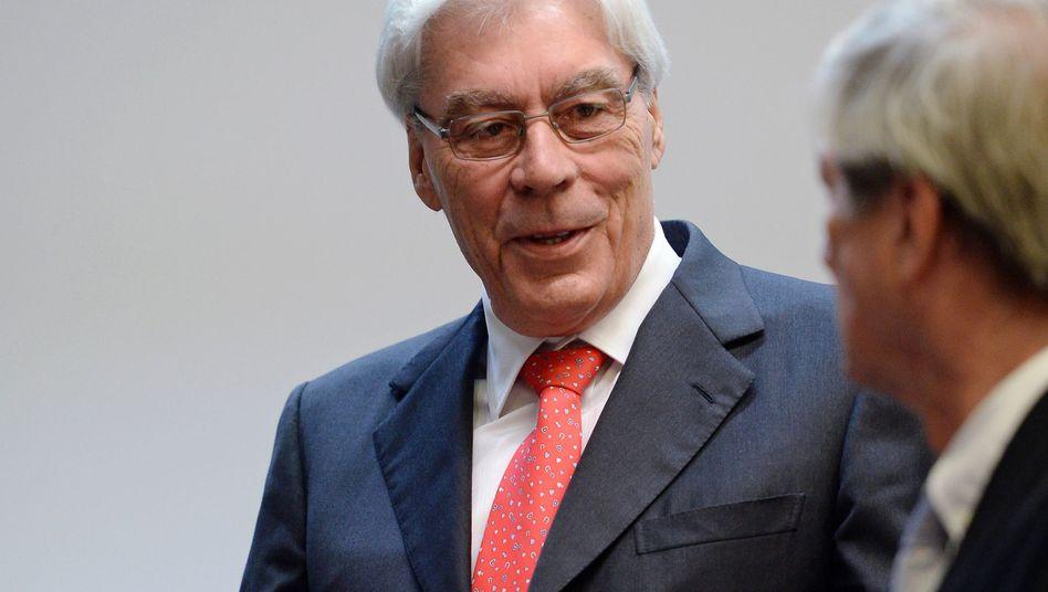 Ex-BayernLB-Chef Schmidt: Bewährungsstrafe im HGAA-Desaster