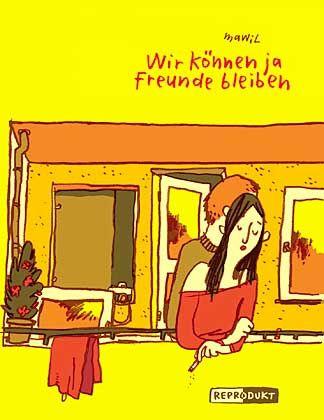 Ganz andere Variante der Veröffentlichung: Ein Comic als Diplomarbeit von Markus Witzel