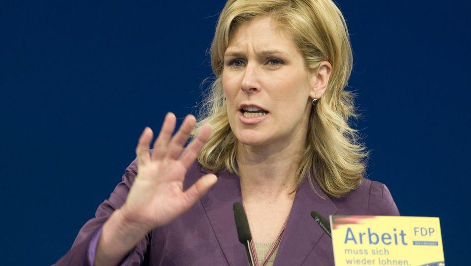 FDP-Europaabgeordnete Silvana Koch-Mehrin (Archivbild): Nächste Runde vor Gericht