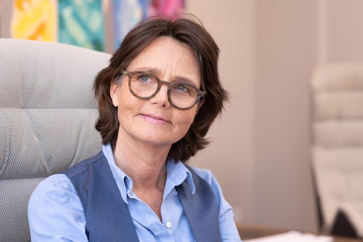 """Nadja von Saldern: """"Jedes Abschiednehmen ist eine der wertvollsten Erfahrungen, die wir im Leben haben können."""""""