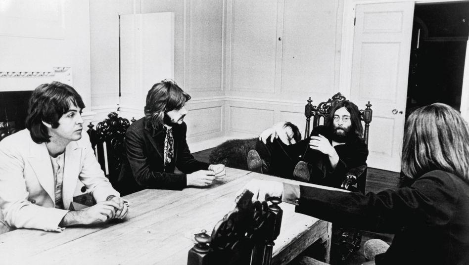 Die Beatles 1969: Derangiert und zerstritten