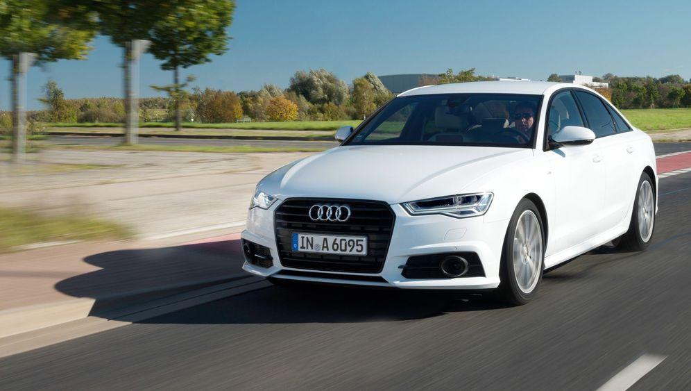 Autogramm Audi A6: Da ist kaum was zu machen