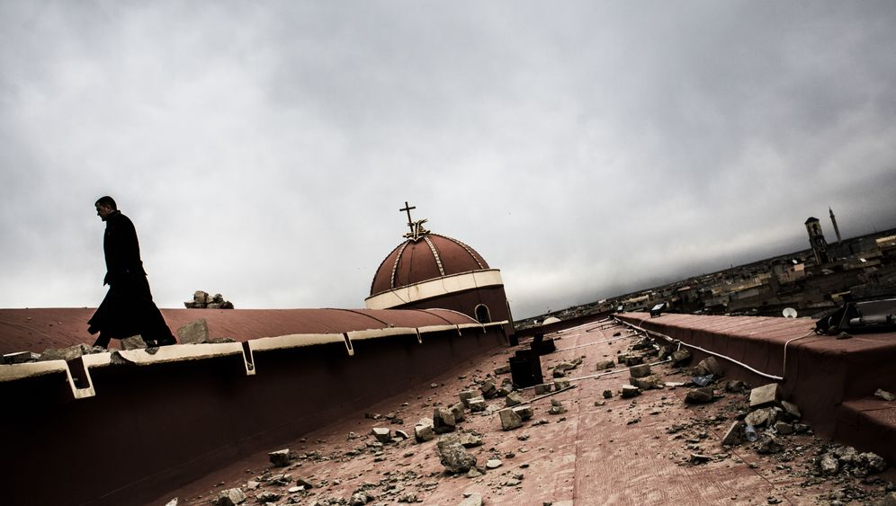 Photo Gallery: Life in Qaraqosh after Islamic State
