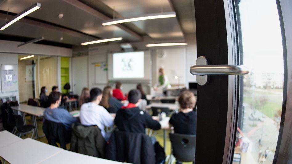 Unterricht in Bayern (Archiv)