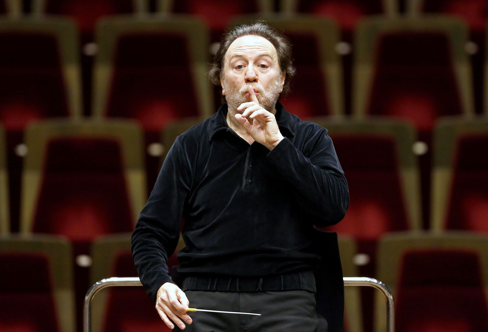 Berliner Philharmoniker/ Riccardo Chailly