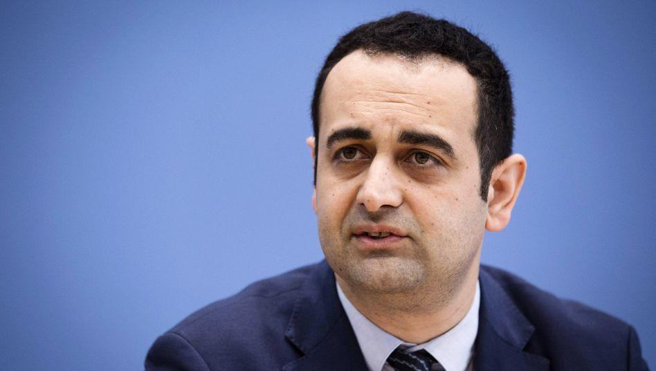 FDP-Politiker Djir-Sarai