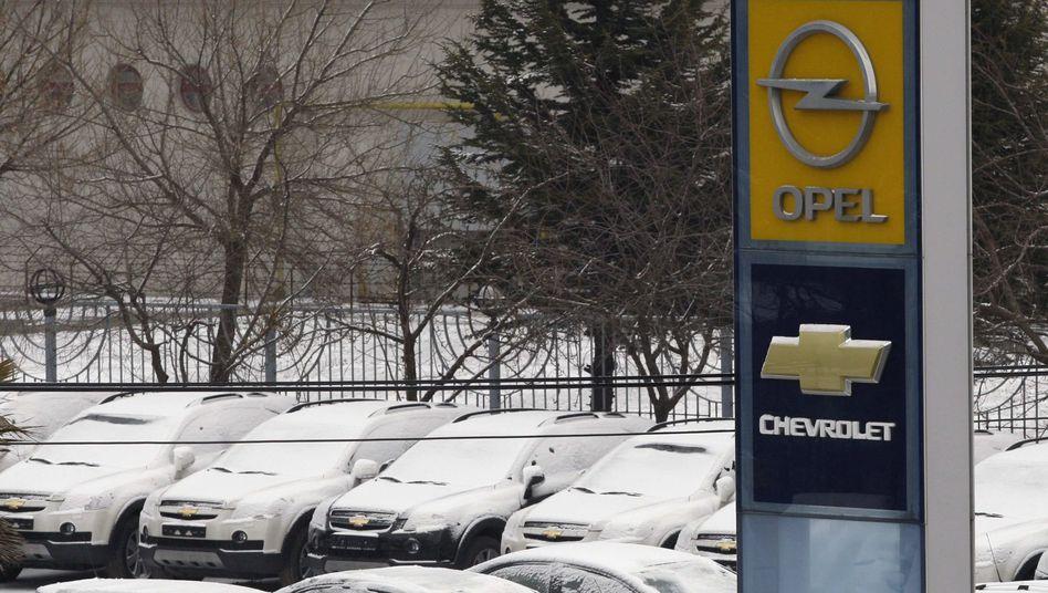 Opel/Chevrolet-Händler: Diejenigen, die nur eine Marke verkaufen, trifft es hart