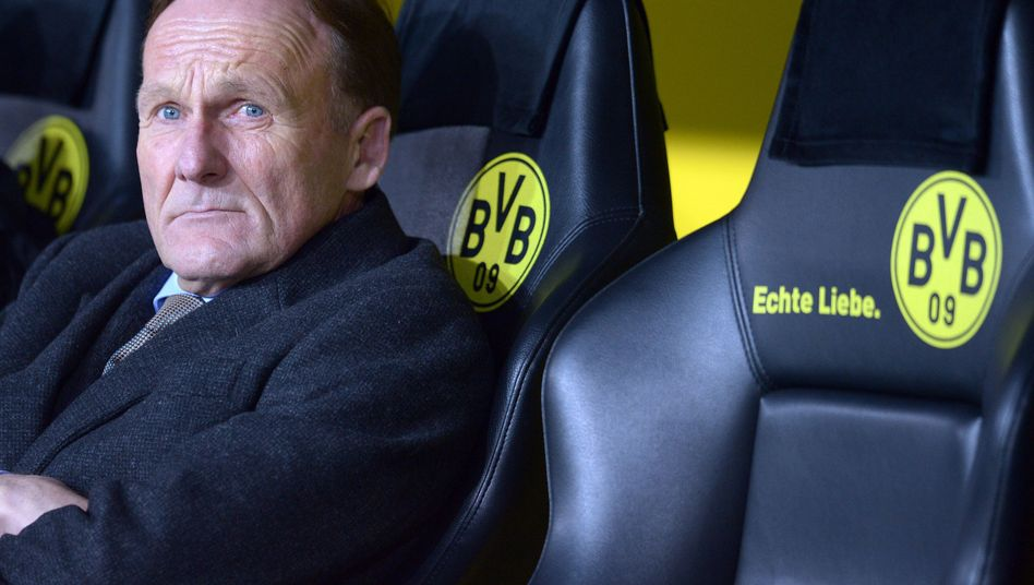 "BVB-Geschäftsführer Watzke: ""Wir werden alles mit Robert besprechen"""