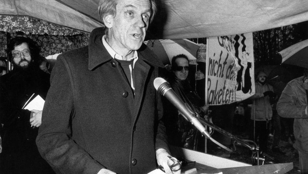 Walter Jens gestorben: Er kämpfte mit der Kraft des Wortes